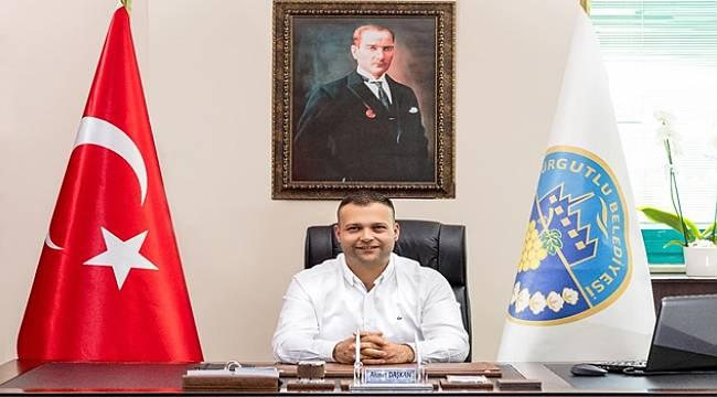 Ahmet Daşkan'dan Bayram Mesajı