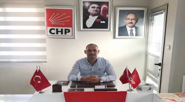 CHP Gençlik Kolları Başkanı: