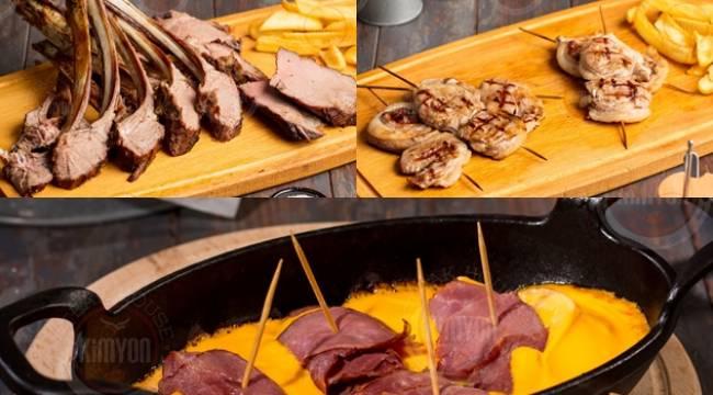 Kimyon Steak House Turgutlu'da Açıldı