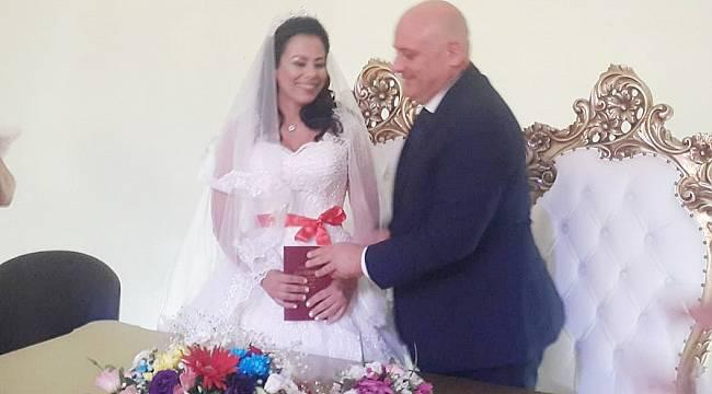 Belediye Başkanı Turgutlu'da Evlendi