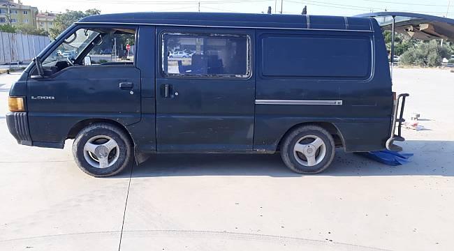 Çalıntı Araçlarla Hırsızlık Yapan Zanlılar Turgutlu'da Yakalandı