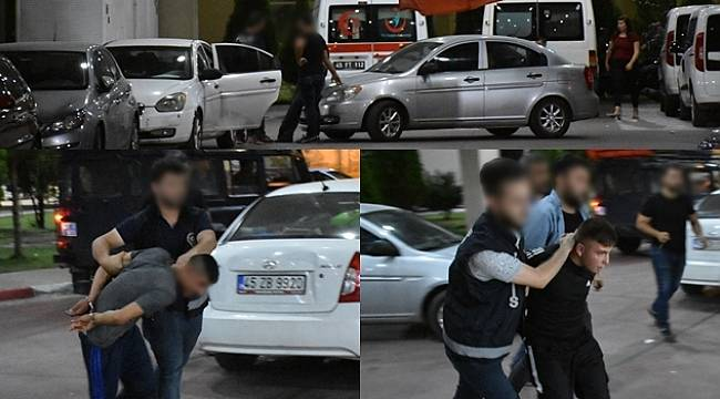 Cezaevi Firarisinin Kaçmasına Yardım Kişiler Yakalandı