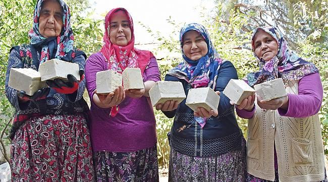 Osmancıklı Kadınların Doğal Sabun Mesaisi