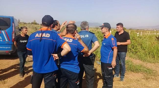 Ahmetli'de İki Gündür Haber Alınamayan Çiftçi Aranıyor