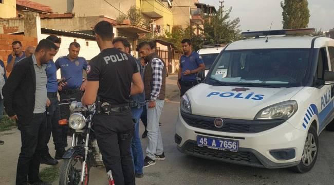 Turgutlu'da Anne ve Kızına Çarpıp Kaçan Sürücü Yakalandı