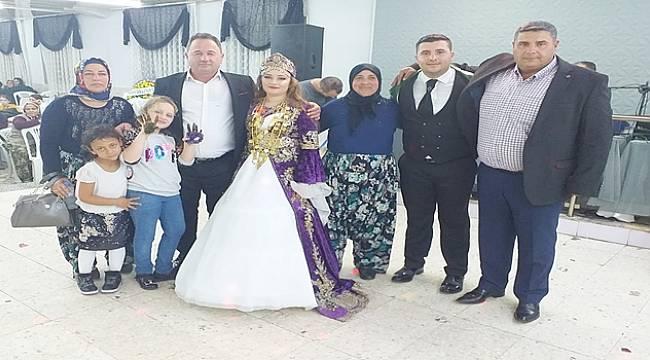 İçöz Ailesinden Muhteşem Düğün