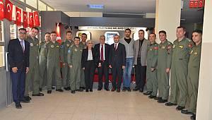 Turgutlulu Şehit Kara Pilot Yüzbaşı Anıl Barış Çetin'in Adı Okula Verildi