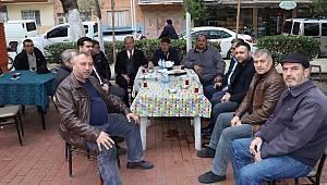 Başkan Çetin Akın: