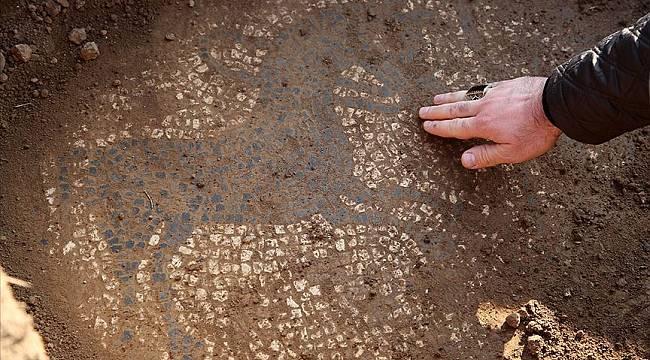 Manisa'da Tarlada Buldukları Mozaiği 30 Milyon Dolara Satmak İsterken Yakalandılar