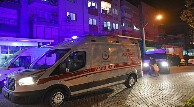 Turgutlu'da Eniştesini Öldüren Kişi İntihara Teşebbüs Etti