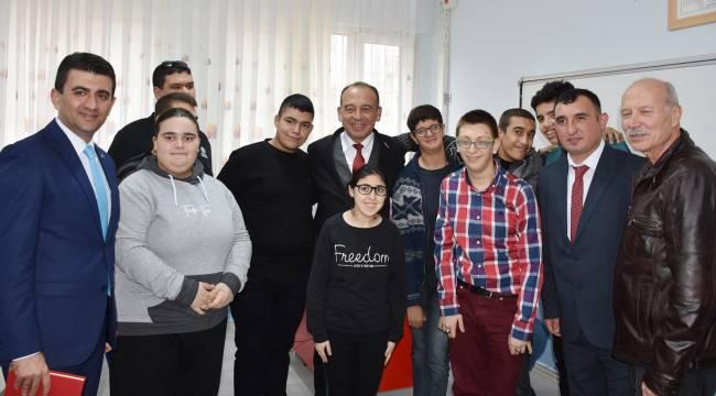 Turgutlu'da Hayırsever Desteği İle Otizmli Öğrenciler İçin Sınıf Açıldı