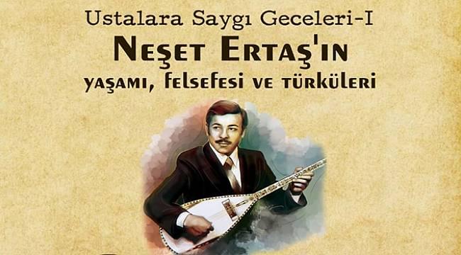 Bozkırın Tezenesi Turgutlu'da Türkülerle Anılacak