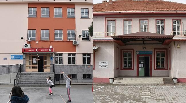 Turgutlu'da 2 Okul İçin Yıkım Kararı