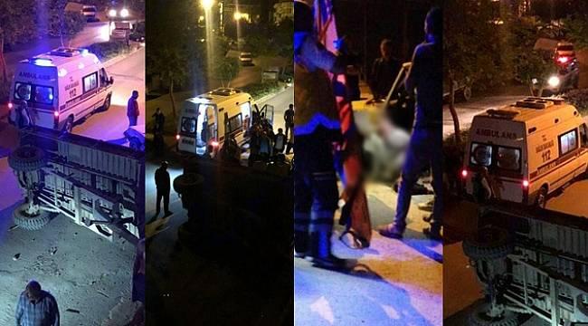 Turgutlu'da Trafik Kazası