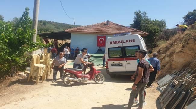 Sakarya Şehidinin Manisa'daki Ailesine Acı Haber Verildi