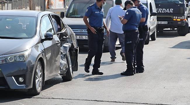 Kaymakam Kantay'ın Makam Aracı Kaza Yaptı: 2 Yaralı
