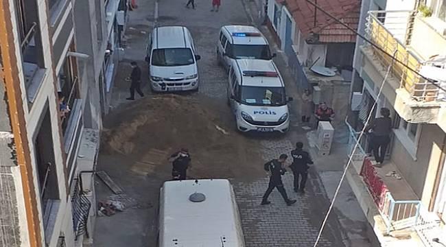 Turgutlu'da Bir Kişi Tabanca İle Yaraladığı Kişiyi Hastaneye Götürdü