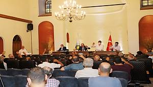 Kasım Ayı Meclis Toplantısı Bugün Yapılacak