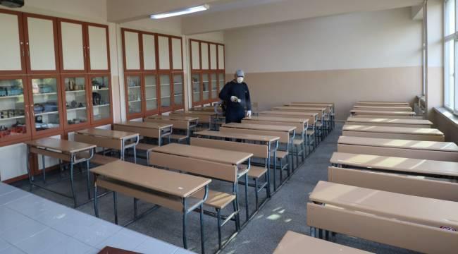 Turgutlu'da Sınav Merkez Yerleri KPSS'ye Hazır