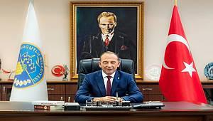 Başkan Çetin Akın'dan Regaip Kandili Mesajı