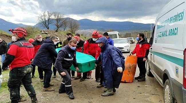 Manisa'da Kaybolan Kişi Gediz Nehri'nde Ölü Bulundu