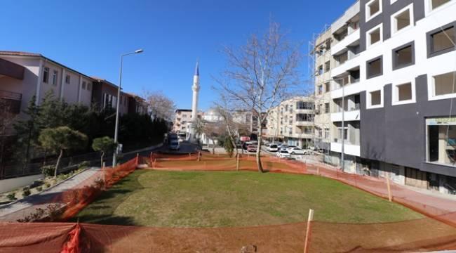 Gaziler Parkı 23 Nisan'da Açılıyor