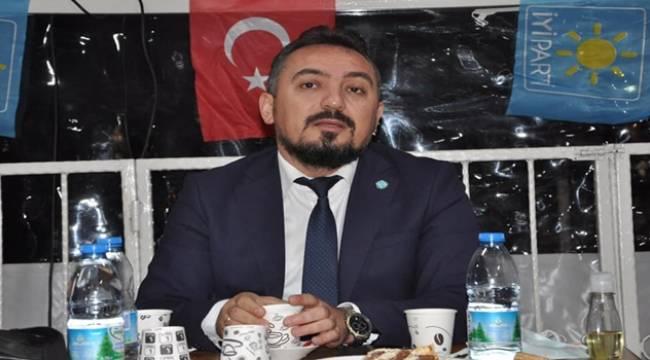 """İYİ Parti Manisa İl Başkanı Eryılmaz: """"Hükümetin Ekonomi Politikası 'Patates Oldu'"""
