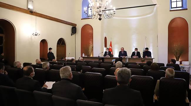 Turgutlu Belediye Meclisi Bugün Toplanacak