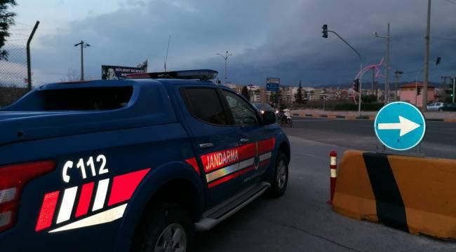 Turgutlu'da JASAT'ın Huzur ve Güven Uygulamasında 4 Kişi tutuklandı