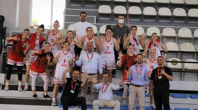Turgutlu Belediyesi Grup Maçlarını Namağlup Lider Bitirdi