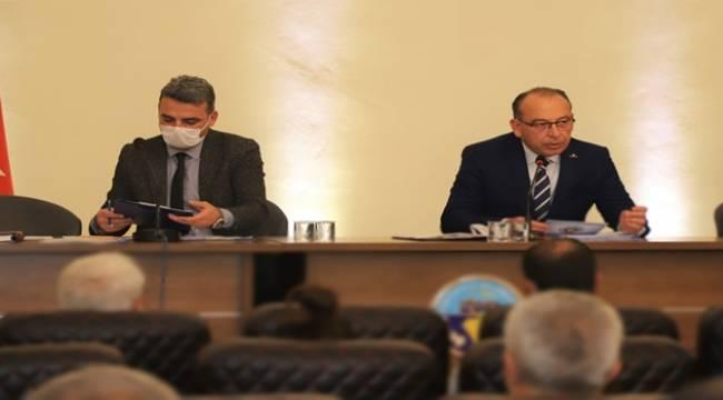 Turgutlu Belediyesi Meclisi Bugün Toplanıyor
