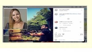 HDP İzmir İl Binasında 1 Kadını Öldüren Onur Gencer, Turgutlu'da Silahla Poz Vermiş