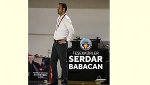 Turgutlu Belediyespor, Serdar Babacan ile Yollarını Ayırdığını Duyurdu