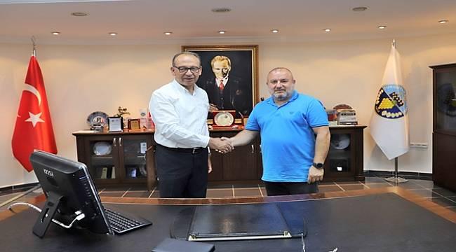 Turgutlu Belediyesi ve DOHAD İşbirliği İle Depreme Sıkı Takip