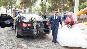 Başkan Çetin Akın, Makam Aracını Şehit Abisine Tahsis Etti
